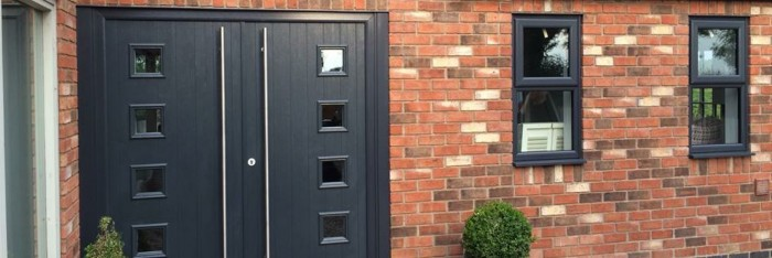 Composite Doors in Leicester Solutions