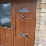door installed in leicester