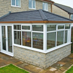 Warm Conservatory Roofs in Leicester