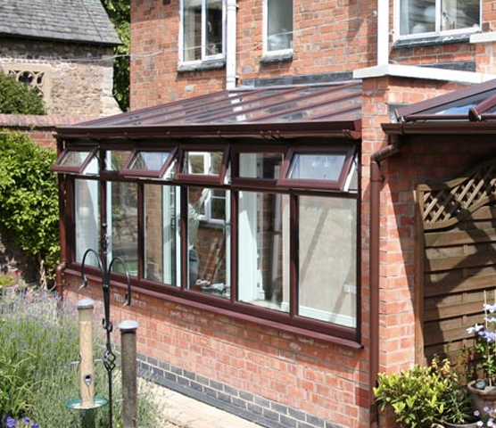 timber windows in leicester