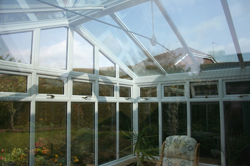 GLS windows conservatory