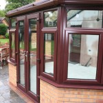 new conservatory by GLS
