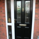 One of Our Door Installs in Northampton